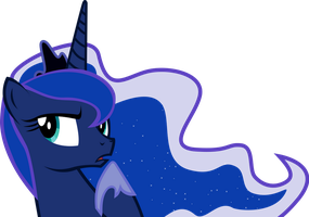 Luna Philosophizing by tamalesyatole