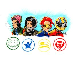 Killjoys by PilotNiles