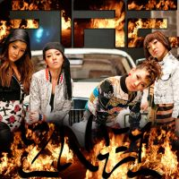 2NE1 - Fire by AHRACOOL