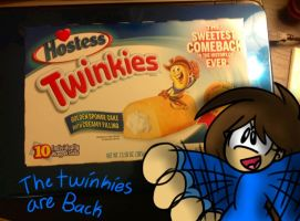 The Twinkies are Back by firegirl1995