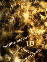 Nitr0x Brush Pack 10 by threefx