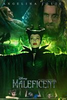 Fan Made - Theatrical Poster MALEFICENT by HogwartSite