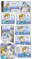 Rayman - Neocreation Day Fan Comic page 17 by EarthGwee