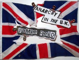 Anarchy in the UK by bleedblack85