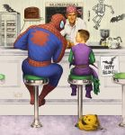 Rockwell Spiderman by lukeradl