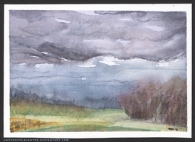 Stormy Spring ATC 1 by unSpookyLaughter