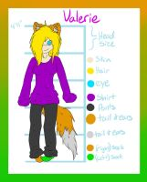 Valerie-Quick Color Reference by madlyinlov3