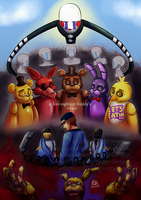 FNAF: The End. (CONTAINS FNAF3 SPOILERS) by witch-girl-pilar