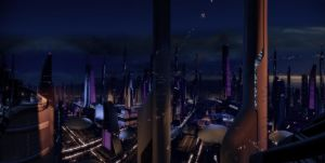 Mass Effect 2 pano 36 by MichaWha