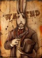 Wanted by miladelic