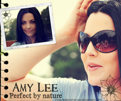 Amy Lee - Perfect by nature by Miserablexromance