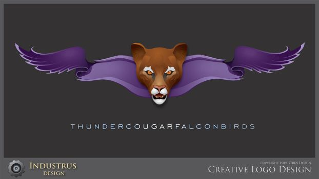 Thundercougarfalconbirds Outfit Logo by IndustrusDesign