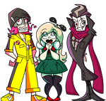 COLLAB -- New on Nickelodeon.... by StarXrossed