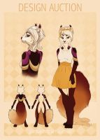 Maine Coon Girl - Character Design Auction -CLOSED by Plaguedog