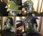 Future Card Buddyfight Jackknife Dragon Plush by Flame556