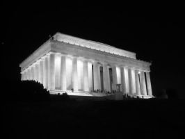Lincoln Memorial - DC 3 by Chr-ali3