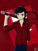 Marshall Lee by karuirizuka