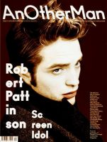 Robert Pattinson Color 2 by BellaX3Edward