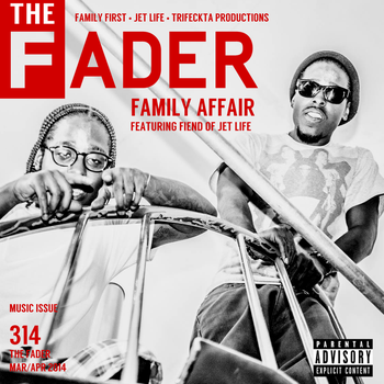 Family Affair - The Fader by lljb3