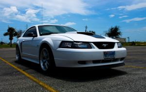 Ford Mustang GT by Lentaro92