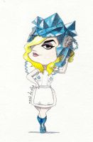 Lady Gaga by Manawua