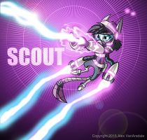 Scout's Turn! by AlexVanArsdale