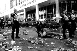 5 -Stanley Cup Riot 2011.. by straightfromcamera