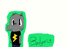 Badge another OC by gpfml