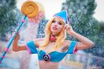 Dark Magician Girl  - Colossalcon by MeganCoffey