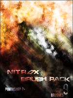 nitr0x brush pack 9 by threefx