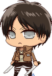 Eren Jaeger_Shingeki no Kyojin_FREE USE READ RULES by Akiri-chann