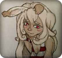 Raine the Viera by KHMarie12