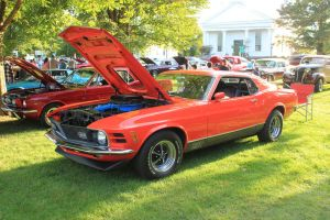 1970 Mustang Mach 1 by Miahii