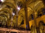 Barcelona Cathedral 3 by MisterKrababbel