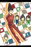 Rooftop Prince by KidCurious