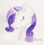 Watercolor Rarity by ChuchipDraws