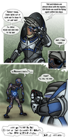 Mass Effect 3: The Last Shot [SPOILERS] by Hurdy42