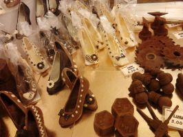 Chocolate shoes by SayuriMVRomei