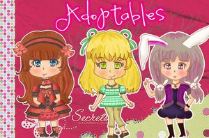 Adoptables OPEN by Mylovelygame