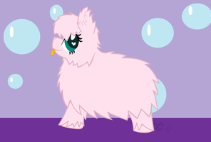 Fluffle Puff Gift Art by Nut-Kase-the-pony