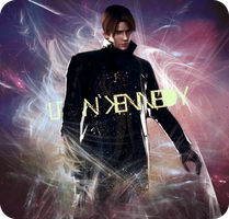 Young Leon but Evil by Daphnecool