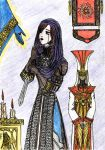 Dragon Age Inquisition - Choices of Spy master by Tarotmaster
