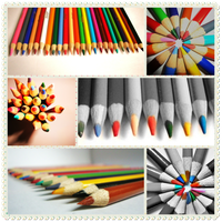 Pencil collage 1 by Laura-in-china