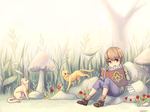 KHR: Le Petit Prince by Sangcoon