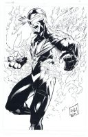 Phoenix5 Cyclops Inks by TonyKordos