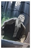 Solomon Grundy by AndrewJHarmon