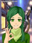 Saria Fate/Kaze the Soaring Wind Star Kid by Kasai01