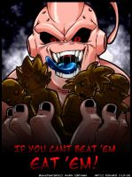 Cant beat 'em...eat 'em by thedragonballsociety