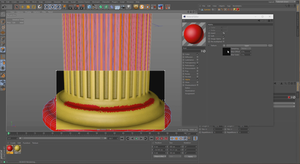 .:: TUTORIAL ::. Texturing with Vertex Weight Map by NIKOMEDIA