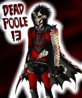Dead Poole 13 by Aerithflowergirl5678